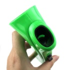 Food Training Feeder / Catapult / Launcher Toy for Pet Dogs - Green