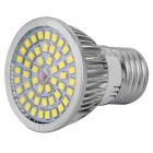 E27 7W LED Spotlight Lamp Bulb White Light 6000K 640lm 48-SMD 2835 (AC 100~240V)