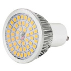 GU10 7W LED Spotlight Bulb Lamp Warm White Light 3000K 640lm 48-SMD 2835 (AC 100~240V)
