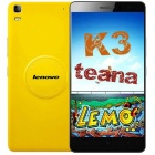 Lenovo K50-t5 teana Android 5.0 4G Phone w/ 2GB RAM, 16GB ROM - Yellow