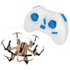 JJRC H20 Headless Mode One Key Return 2.4GHz 4-CH 6-Axis Gyro R/C Hexacopter w/ Lamp - Golden
