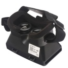 "Universal Virtual Reality 3D & Video Glasses for 3.5~6"" Phones - Black"