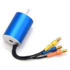 HJ High Performance 2435 4500KV KV4500 Sensorless Brushless Motor für R / C Car Boat - Blau