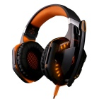 KOTION EACH G2000 Headband Game Headset Headphone w/ Mic, Stereo, Bass, LED Light for PC