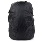 Rain Cover Outdoor Backpack Waterproof Bag - Black