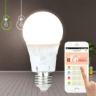 Semlamp SL-011 E27 5W iOS/Android Control Warm White LED Lamp - White