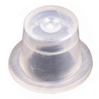 B013 13mm Tattoo Pigment Ink Cup Container - Transparent (100PCS)