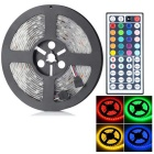 HML Waterproof 72W 300-SMD RGB LED Light Strip w/ 44-Key Remote (5m)