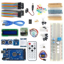 MEGA2560 BreadBoard Advance Kit for Arduino