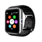 "Multi-function Bluetooth Smartwatch w/ 1.54""IPS, Heart-rate Monitor - Black"