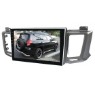 "LsqSTAR 10.1"" 1024 x 600 HD Android 4.4 Car DVD Player w/ GPS, Wi-Fi, Mirrorlink for Toyota RAV4"