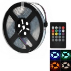 JRLED Waterproof 60W LED Light Strip RGB 6000lm 300-SMD 5050 w/ Music 2.0 Controller (AC 100~240V)