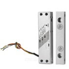 Door Access Control Steel Electric Lock - Silver