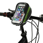 "Basecamp BC-305 Bike Touch Screen Case Bag for 5.5"" Phones - Green"