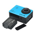 "SJCAM SJ4000 Wi-Fi Plus 1.5"" Wide Angle Fisheye Lens Camera - Blue"
