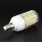 E14 9W Corn Light Lamp Bulb Warm White 3500K 1200lm 96-SMD 5730