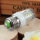 E27 2.5W 300lm 3500K 24-SMD 5730 LED Warm White Light Corn Lamp (110V)