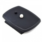 Plastic Quick Release Plate for Velbon QB-4W - Black