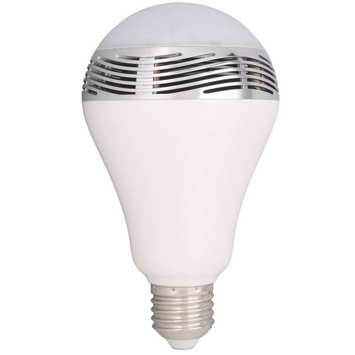 Dimmable E27 3W LED Bulb / Bluetooth 4.0 Smart Speaker (AC 100-240V)