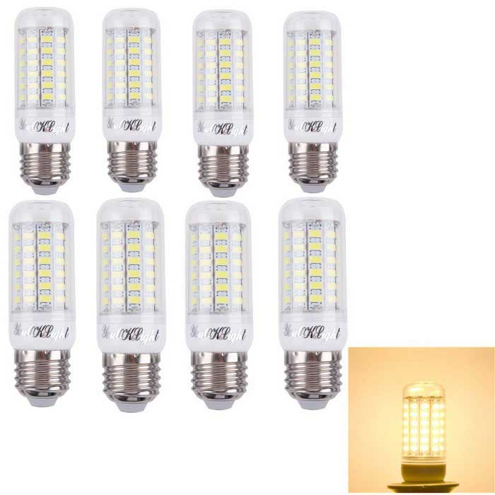 YouOKLight E27 4W Warm White 3000K 280lm LED Corn Light Bulb (8PCS)