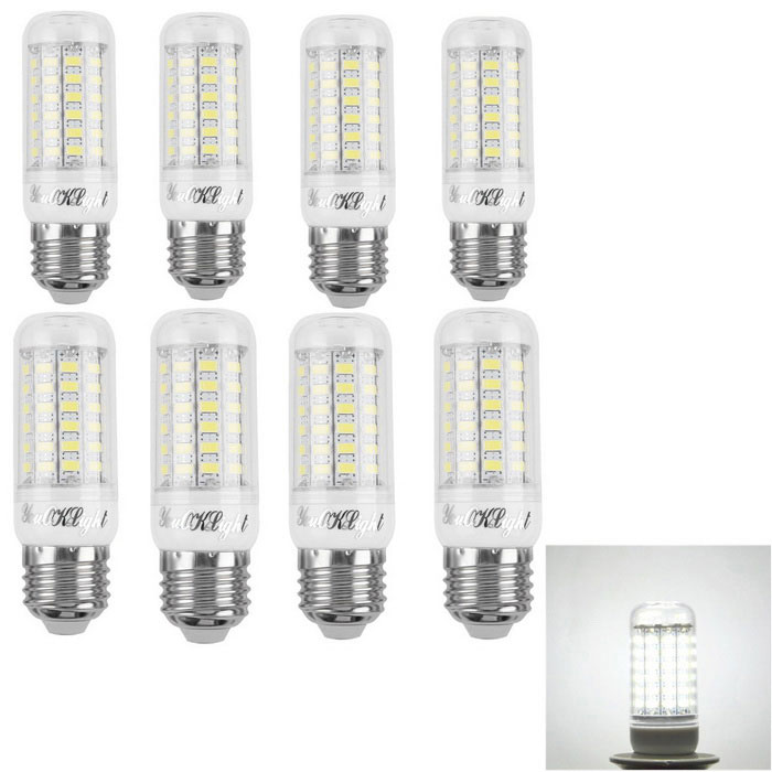 YouOKLight YK1145 E27 4W LED Corn Light Lamps Cold White Light 280lm