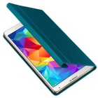 Smart PU Case w/ Auto Sleep for Samsung Galaxy Tab S 8.4 - Blue