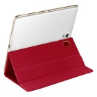 Smart PU Case w/ Auto Sleep for Samsung Galaxy Tab S 8.4 - Red