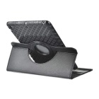 Protective Case w/ Auto-Sleep & Stand for IPAD MINI / MINI 2 - Black