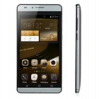"M8 5.0"" SC8830 Dual-Core Android 4.4 WCDMA 3G Bar Phone w/ Wi-Fi, 2GB ROM, FM, BT - Silvery Grey"
