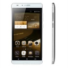 "M8 5.0"" SC8830 Dual-Core Android 4.4 WCDMA 3G Bar Phone w/ Wi-Fi, 2GB ROM, FM, BT - White + Grey"
