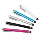 Kinston IE41 Touch Stylus Pen w/ Clip for IPHONE + More - Multicolor