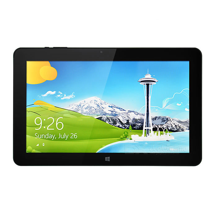 "kostka I7 10,6"" IPS windows 10,1 Tablet PC w / 4 GB paměti RAM, 64GB ROM - modrá"