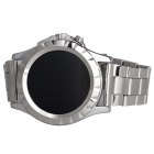 "1.22"" LCD touch Bluetooth Smart horloge w / hartslag, stappenteller, camera"