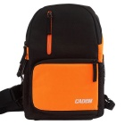CADEN D5 Nylon Single Shoulder DSLR Camera Bag w/ Rain cover for Canon / Nikon + More