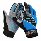 MOkeOutdoorSportsAnti-ShockTouch-ScreenFull-FingerCyclingGloves-Blue+Black(XL/Pair)