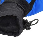 PRO-BIKER Motorcycle Warm Full-Finger Gloves - Blue + Black (XL/Pair)