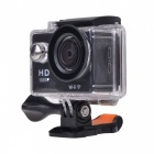 "N9 1080P wi-fi impermeable 12MP deportes cámara w / 2"" lcd, HDMI - negro"