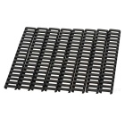 Universal 21mm Ladder Rail Covers Protectors Handguards Set for Gun - Black