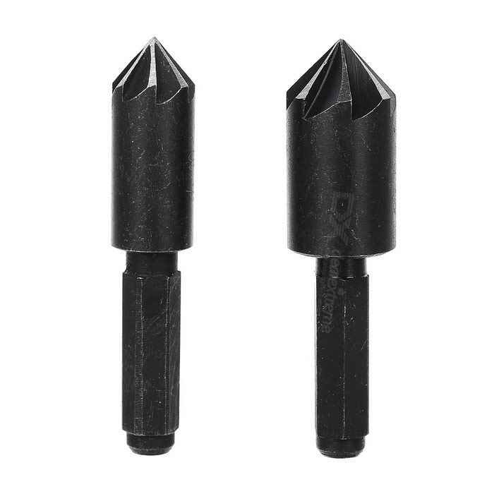 Carbon Steel Hole Drilling 10mm / 13mm Drill Bits (2PCS)