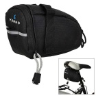 YanhoYA099OutdoorBikePolyesterSaddlebagw/ReflectiveStripforCycling-Черный
