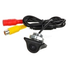 Wired CMOS NTSC 420TVL 170' Car Reversing Rearview Camera - Black