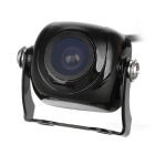 E860 Wired CMOS NTSC 420TVL 170' Wide-Angle Car Reversing Bakcup Rearview Camera - Black