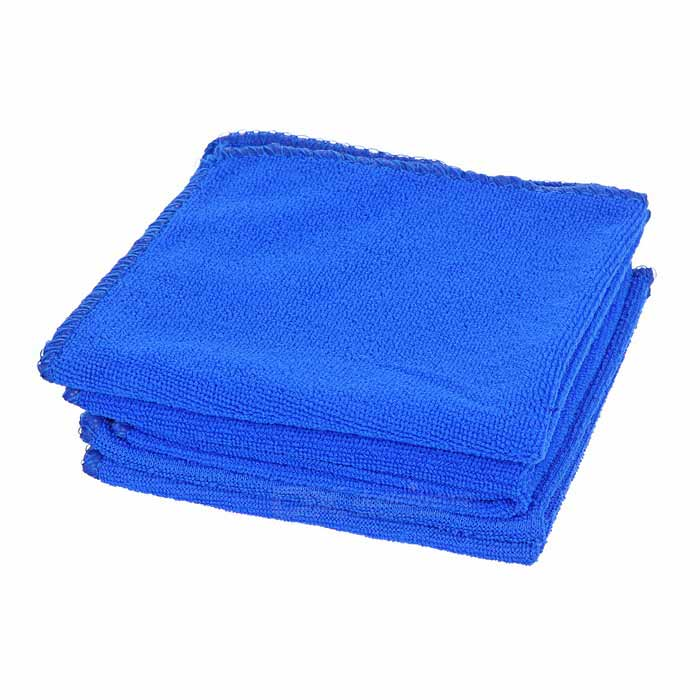 Car Cleaning Towel Set - Blue (5PCS)