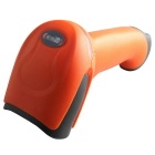 NETUMM F13 Wireless Handheld Laser Barcode Scanner Reader - Orange