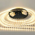 JIAWEN 25W LED Strip Lamp Warm White 3200K 2200lm 300-3528 SMD (5m+1m)