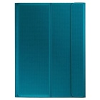 Business Protective PU Smart Case w/ Stand for Samsung Galaxy Tab S 10.5 T800 / T805 - Blue