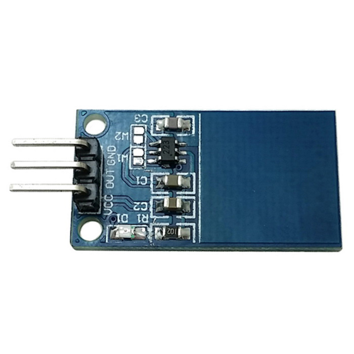 1-Channel TTP223B Digital Touch Switch Module for Arduino