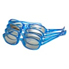 ReeDoon 4202 Four Sets Children's Cinema Polarized 3D Stereo Glasses Set - Blue