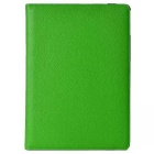 360 Degree Rotating PU Leather Case w/ Stand / Auto Sleep for IPAD AIR 2 / IPAD 6 - Green