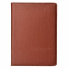 360 Degree Rotating PU Leather Case w/ Stand / Auto Sleep for IPAD AIR 2 / IPAD 6 - Brown